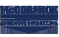 McCormick Equipment